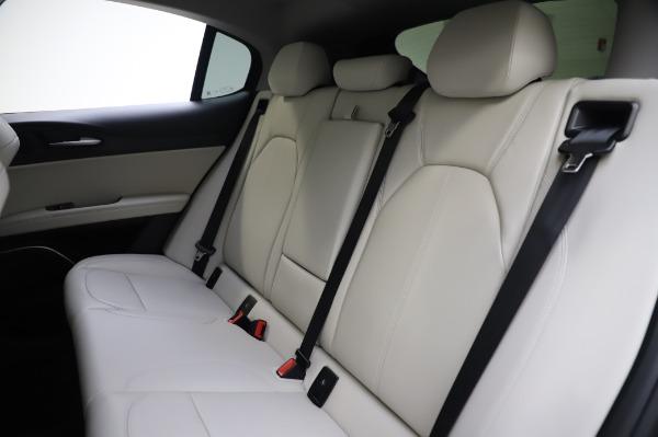 New 2020 Alfa Romeo Stelvio Ti Q4 for sale $50,895 at Bugatti of Greenwich in Greenwich CT 06830 19