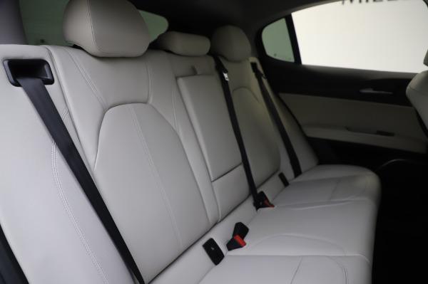 New 2020 Alfa Romeo Stelvio Ti Q4 for sale $50,895 at Bugatti of Greenwich in Greenwich CT 06830 27