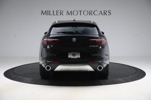 New 2020 Alfa Romeo Stelvio Ti Q4 for sale $50,895 at Bugatti of Greenwich in Greenwich CT 06830 6