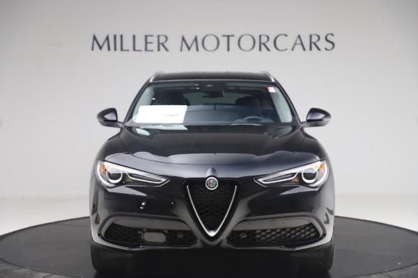 New 2020 Alfa Romeo Stelvio Q4 for sale $47,395 at Bugatti of Greenwich in Greenwich CT 06830 12