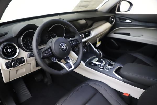 New 2020 Alfa Romeo Stelvio Q4 for sale $47,395 at Bugatti of Greenwich in Greenwich CT 06830 13
