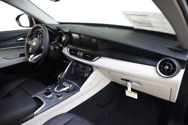 New 2020 Alfa Romeo Stelvio Q4 for sale $47,395 at Bugatti of Greenwich in Greenwich CT 06830 24