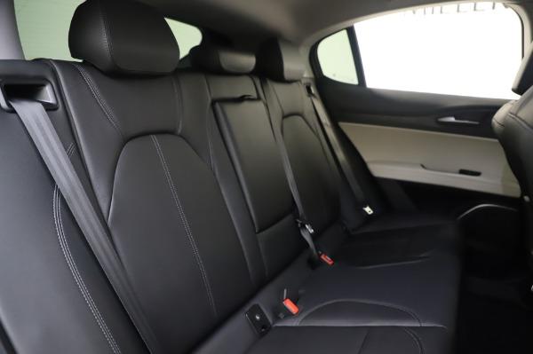 New 2020 Alfa Romeo Stelvio Q4 for sale $47,395 at Bugatti of Greenwich in Greenwich CT 06830 26
