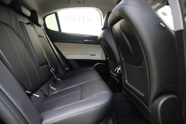 New 2020 Alfa Romeo Stelvio Q4 for sale $47,395 at Bugatti of Greenwich in Greenwich CT 06830 27