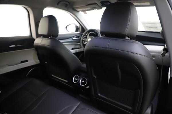 New 2020 Alfa Romeo Stelvio Q4 for sale $47,395 at Bugatti of Greenwich in Greenwich CT 06830 28