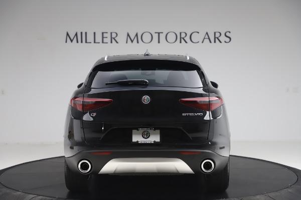 New 2020 Alfa Romeo Stelvio Q4 for sale $47,395 at Bugatti of Greenwich in Greenwich CT 06830 6