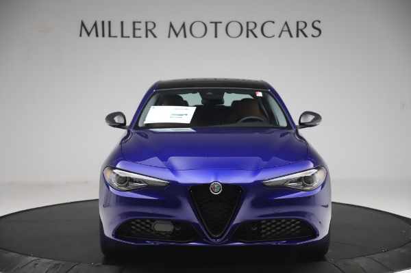 New 2020 Alfa Romeo Giulia Q4 for sale $47,845 at Bugatti of Greenwich in Greenwich CT 06830 12