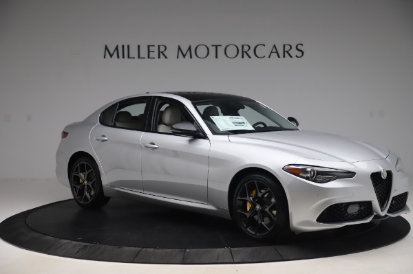 New 2020 Alfa Romeo Giulia Sport Q4 for sale $48,795 at Bugatti of Greenwich in Greenwich CT 06830 10