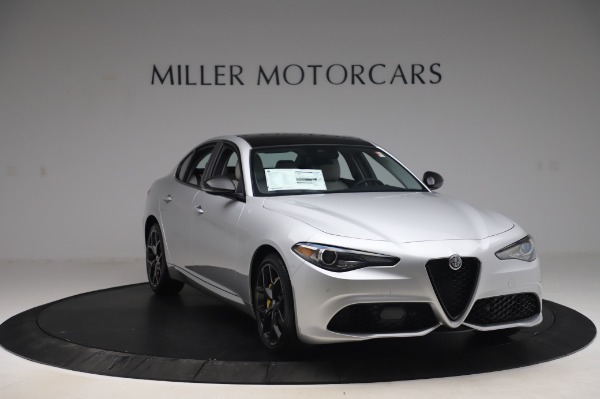 New 2020 Alfa Romeo Giulia Sport Q4 for sale $48,795 at Bugatti of Greenwich in Greenwich CT 06830 11