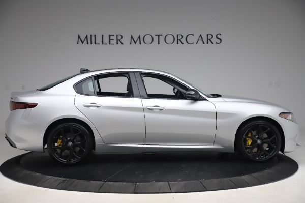 New 2020 Alfa Romeo Giulia Sport Q4 for sale $48,795 at Bugatti of Greenwich in Greenwich CT 06830 9