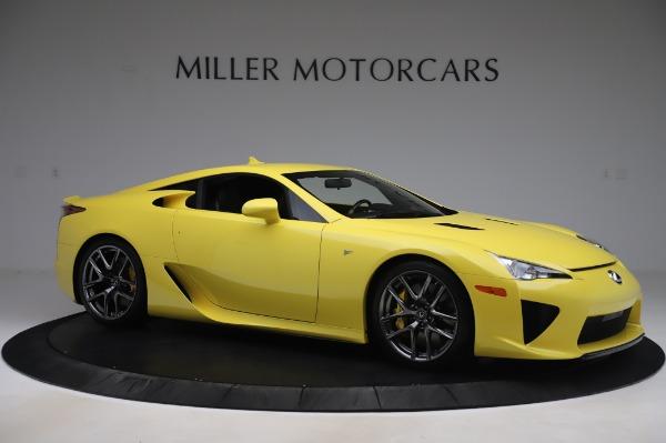 Used 2012 Lexus LFA for sale $509,900 at Bugatti of Greenwich in Greenwich CT 06830 10
