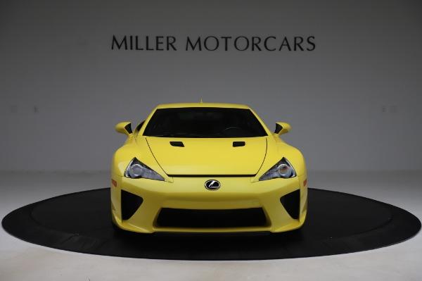 Used 2012 Lexus LFA for sale $509,900 at Bugatti of Greenwich in Greenwich CT 06830 12
