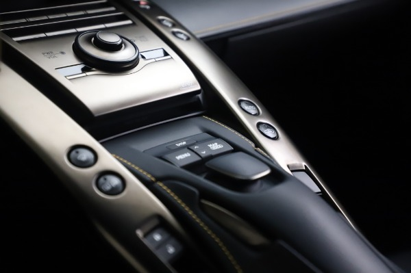 Used 2012 Lexus LFA for sale $509,900 at Bugatti of Greenwich in Greenwich CT 06830 19