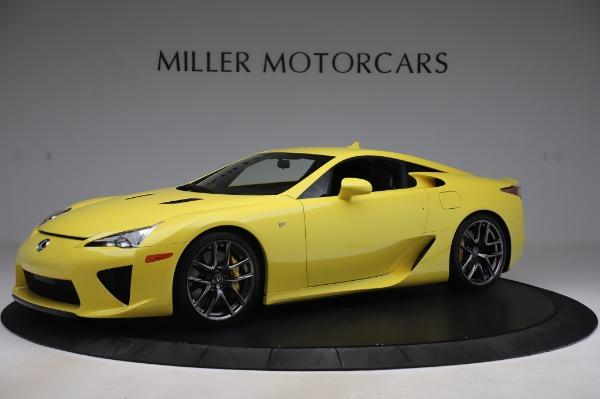 Used 2012 Lexus LFA for sale $509,900 at Bugatti of Greenwich in Greenwich CT 06830 2