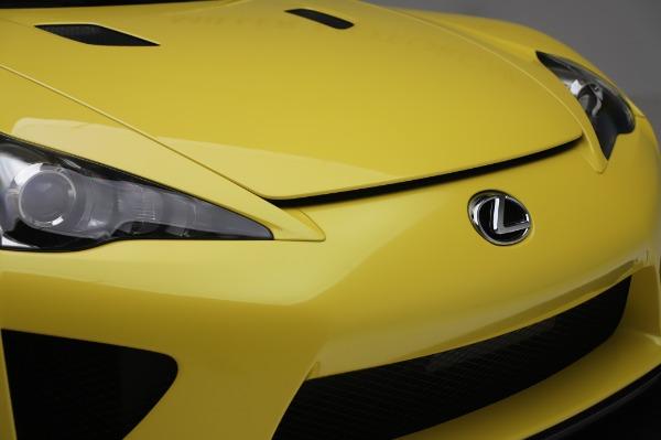 Used 2012 Lexus LFA for sale $509,900 at Bugatti of Greenwich in Greenwich CT 06830 24
