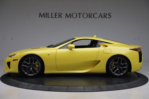 Used 2012 Lexus LFA for sale $509,900 at Bugatti of Greenwich in Greenwich CT 06830 3
