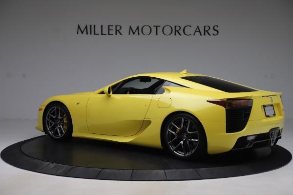 Used 2012 Lexus LFA for sale $509,900 at Bugatti of Greenwich in Greenwich CT 06830 4