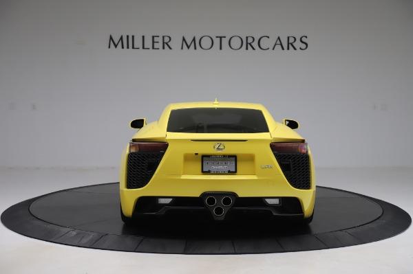 Used 2012 Lexus LFA for sale $509,900 at Bugatti of Greenwich in Greenwich CT 06830 6