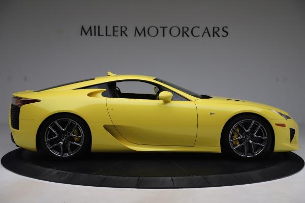 Used 2012 Lexus LFA for sale $509,900 at Bugatti of Greenwich in Greenwich CT 06830 9