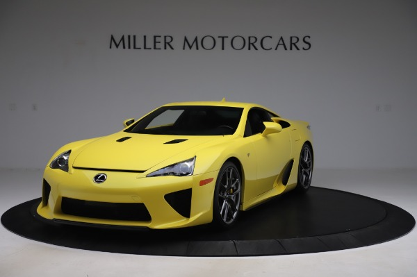 Used 2012 Lexus LFA for sale $509,900 at Bugatti of Greenwich in Greenwich CT 06830 1
