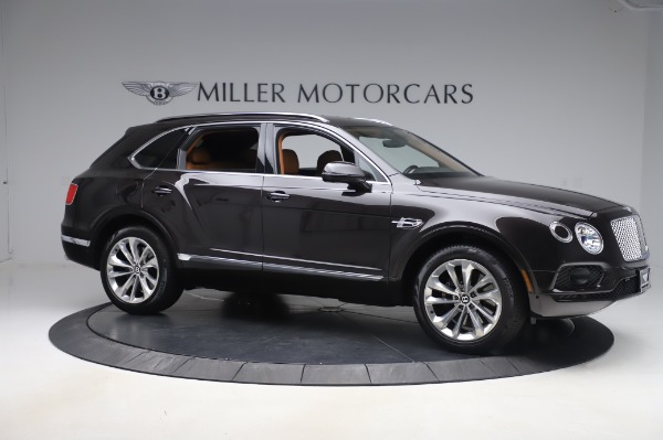 Used 2017 Bentley Bentayga W12 for sale $138,900 at Bugatti of Greenwich in Greenwich CT 06830 10
