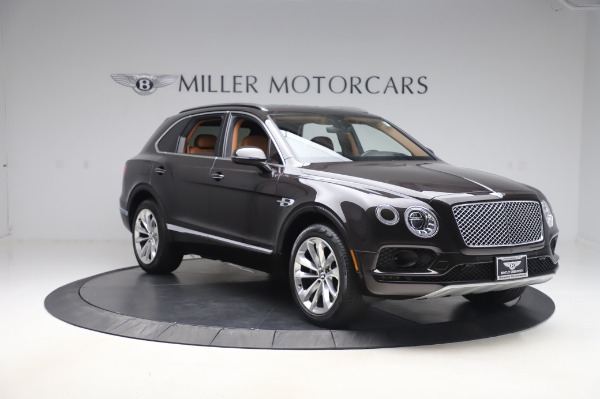 Used 2017 Bentley Bentayga W12 for sale $138,900 at Bugatti of Greenwich in Greenwich CT 06830 11