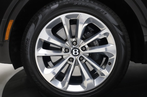 Used 2017 Bentley Bentayga W12 for sale $138,900 at Bugatti of Greenwich in Greenwich CT 06830 15