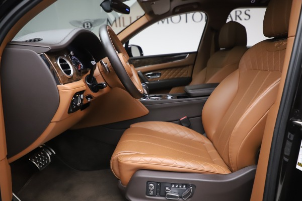 Used 2017 Bentley Bentayga W12 for sale $138,900 at Bugatti of Greenwich in Greenwich CT 06830 18