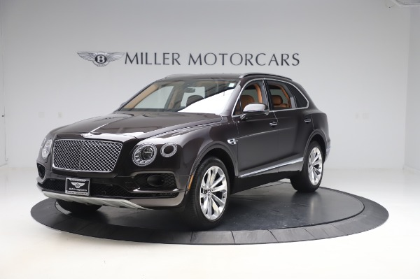 Used 2017 Bentley Bentayga W12 for sale $138,900 at Bugatti of Greenwich in Greenwich CT 06830 2