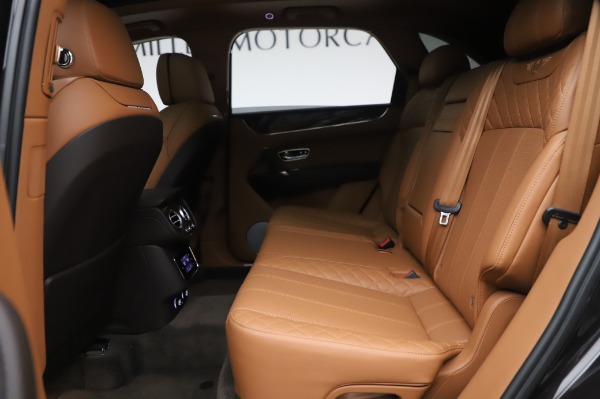 Used 2017 Bentley Bentayga W12 for sale $138,900 at Bugatti of Greenwich in Greenwich CT 06830 22