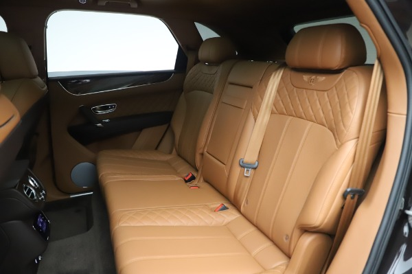 Used 2017 Bentley Bentayga W12 for sale $138,900 at Bugatti of Greenwich in Greenwich CT 06830 23