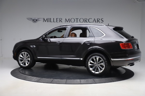 Used 2017 Bentley Bentayga W12 for sale $138,900 at Bugatti of Greenwich in Greenwich CT 06830 4