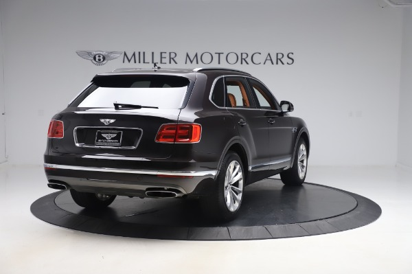 Used 2017 Bentley Bentayga W12 for sale $138,900 at Bugatti of Greenwich in Greenwich CT 06830 7
