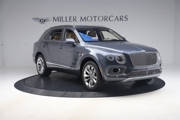 Used 2017 Bentley Bentayga W12 for sale Call for price at Bugatti of Greenwich in Greenwich CT 06830 11