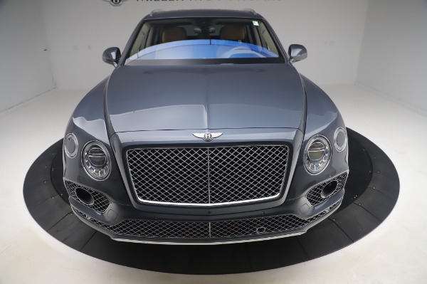 Used 2017 Bentley Bentayga W12 for sale Call for price at Bugatti of Greenwich in Greenwich CT 06830 13