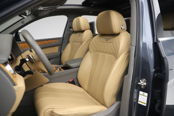 Used 2017 Bentley Bentayga W12 for sale Call for price at Bugatti of Greenwich in Greenwich CT 06830 19
