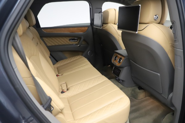 Used 2017 Bentley Bentayga W12 for sale Call for price at Bugatti of Greenwich in Greenwich CT 06830 27