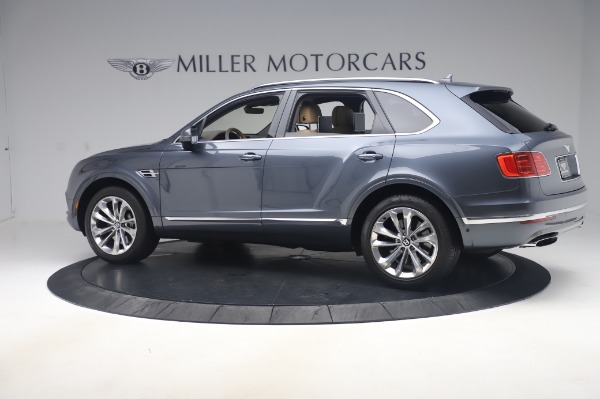 Used 2017 Bentley Bentayga W12 for sale Call for price at Bugatti of Greenwich in Greenwich CT 06830 4