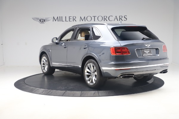 Used 2017 Bentley Bentayga W12 for sale Call for price at Bugatti of Greenwich in Greenwich CT 06830 5