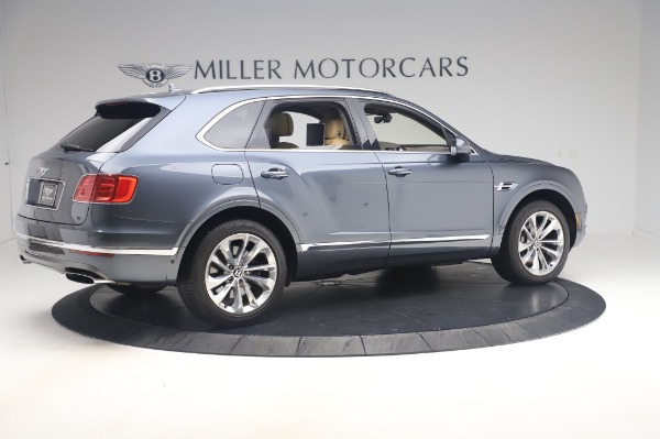 Used 2017 Bentley Bentayga W12 for sale Call for price at Bugatti of Greenwich in Greenwich CT 06830 8