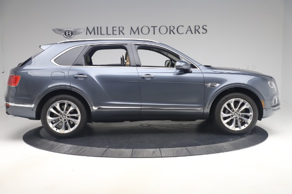 Used 2017 Bentley Bentayga W12 for sale Call for price at Bugatti of Greenwich in Greenwich CT 06830 9