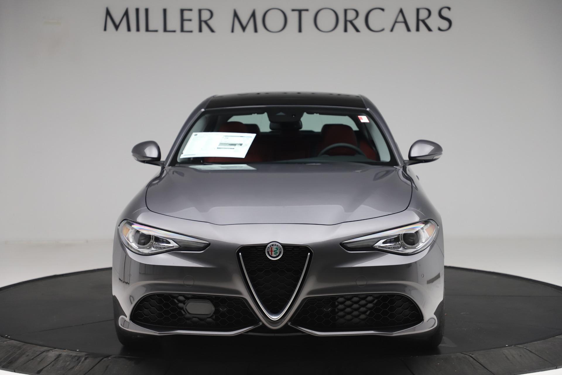 New 2020 Alfa Romeo Giulia Sport Q4 for sale $48,945 at Bugatti of Greenwich in Greenwich CT 06830 1