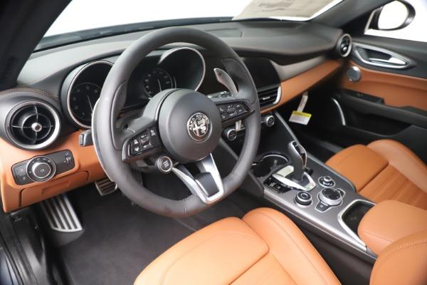 New 2020 Alfa Romeo Giulia Ti Sport Q4 for sale $55,695 at Bugatti of Greenwich in Greenwich CT 06830 13