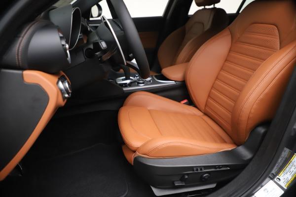 New 2020 Alfa Romeo Giulia Ti Sport Q4 for sale $55,695 at Bugatti of Greenwich in Greenwich CT 06830 14