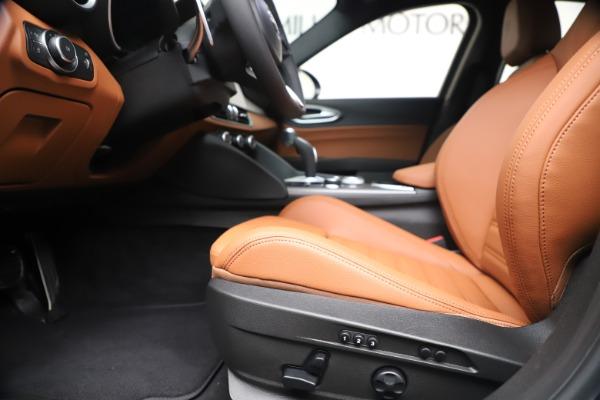 New 2020 Alfa Romeo Giulia Ti Sport Q4 for sale $55,695 at Bugatti of Greenwich in Greenwich CT 06830 15