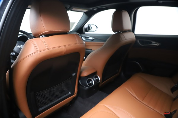 New 2020 Alfa Romeo Giulia Ti Sport Q4 for sale $55,695 at Bugatti of Greenwich in Greenwich CT 06830 20