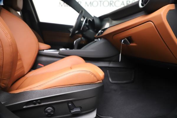 New 2020 Alfa Romeo Giulia Ti Sport Q4 for sale $55,695 at Bugatti of Greenwich in Greenwich CT 06830 23