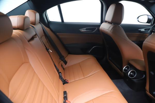 New 2020 Alfa Romeo Giulia Ti Sport Q4 for sale $55,695 at Bugatti of Greenwich in Greenwich CT 06830 27