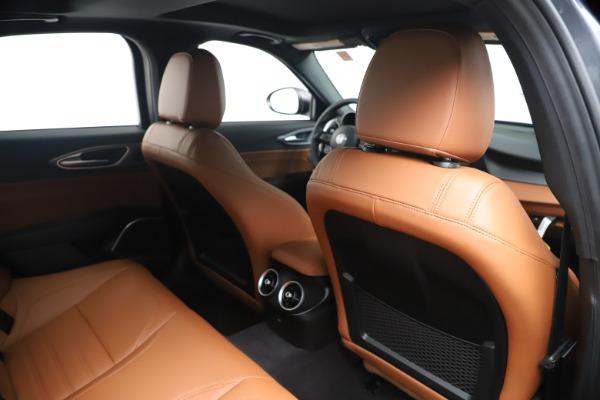 New 2020 Alfa Romeo Giulia Ti Sport Q4 for sale $55,695 at Bugatti of Greenwich in Greenwich CT 06830 28