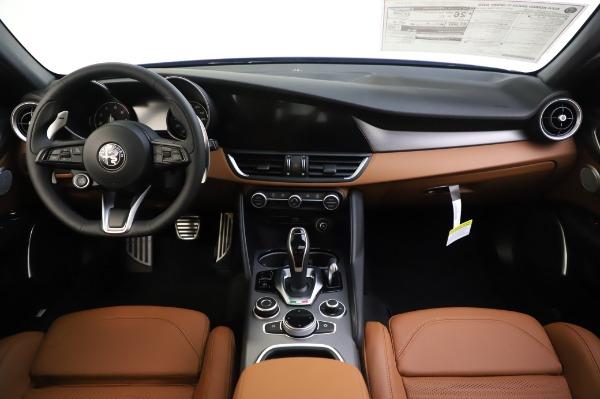 New 2020 Alfa Romeo Giulia Ti Sport Q4 for sale $51,495 at Bugatti of Greenwich in Greenwich CT 06830 16